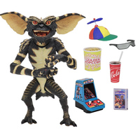 7inch NECA Game Edition Gremlins Action Figure toys PVC Movable Collection of Toy christmas Gift anime figure