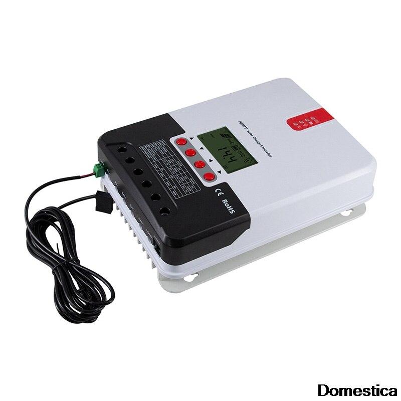 MPPT Solar Ladegerät Controller 12V 24V 36V 48VAuto Blei Säure Gel lithium-ionen Ladung Controller für max 150V Solar Panel