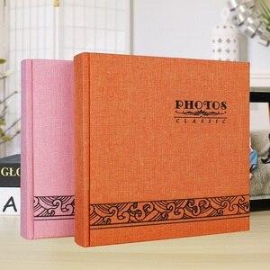 Image 2 - يحمل 200 صور زلة 6 بوصة مذكرة ألبوم صور دفتر الذاكرة صورة إدراج ألوم للأطفال عشاق الأسرة