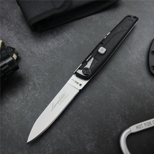 Coltsock II AKC Tactical Knife 440C Sharp Blade Nylon Glass Fiber Handle Camping Hunting Knife Outdoor EDC Tool Gift For Men 1