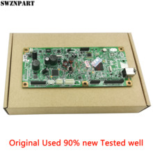 Formatter pca assy placa lógica placa principal placa mãe mainboard para canon mf4550d mf4553d mf4554d FM4 7166 FM4 7167