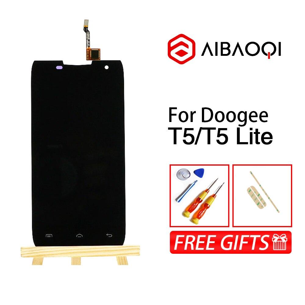 100% garantie Nieuwe Originele 1280X720 Lcd scherm + 5.0inch Touch Screen Montage Voor Doogee T5/T5 lite/T5S-in LCD's voor mobiele telefoons van Mobiele telefoons & telecommunicatie op AliExpress - 11.11_Dubbel 11Vrijgezellendag 1