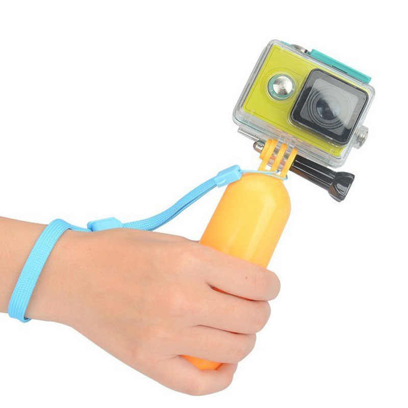 Hand Grip for Gopro Sport Action Camera Bobber Float Handheld Stick Tripod Monopod for Go Pro Hero 7 6 5 for Yi 4K SJ4000 SJ5000