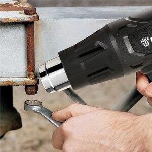 Image 4 - DEKO DKHG02 220V Heat Gun 2000W Home DIY 3 Adjustable Temperature Advanced Electric Hot Air Gun with 4 Nozzle Power Tool