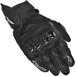 GPX Knight Gloves Motorcycle Short Gloves Locomotive Leather Hard Case Gloves Drop-resistant Anti-Slip