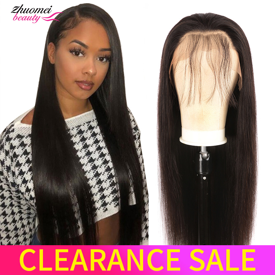 Straight Hair Lace Wig 13X6 Lace Front Wig Straight Hair Wig Straight Human Lace Front Wig 13X4 Remy Lace Front Human Hair Wig