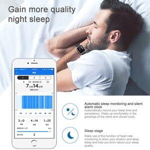 Image 2 - Lerbyee P70 Thể Thao Đồng Hồ Thông Minh Đo Nhịp Tim Nhắc Cuộc Gọi Thể Dục Chống Nước Điều Khiển Nhạc Đồng Hồ Thông Minh Smartwatch Dành Cho IOS Android