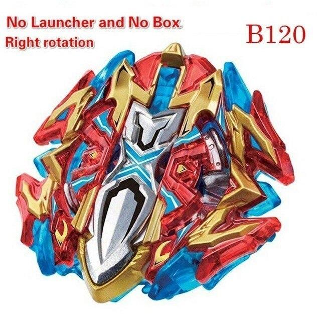 B-153 Beyblade burst стартер Bey Blade Лезвия Металл fusion bayblade с пусковой установкой высокая производительность battling top Blayblade - Цвет: B120