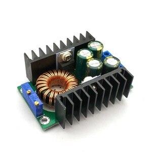 Image 2 - Ayarlanabilir güç kaynağı modülü DC DC CC CV Buck dönüştürücü adım aşağı güç modülü 7 32V için 0.8 28V 12A 300W