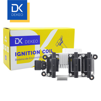 DEKEO Ignition Coils For Audi A4 A6 Avant Volkswagen Passat sedan Passat's new Lingyu Skoda Superb five-doors 078905104A