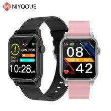 2020 P18 akıllı bilezik 1.3 IPS ekran akıllı bant spor Reloj adım kalp hızı kan basıncı akıllı izle xiaomi Huawei