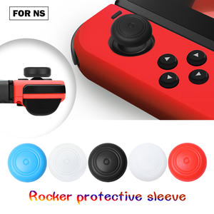 Case Grip-Caps Joystick-Cover Thumb-Stick Controller Nintend-Switch Joy-Con Gamepad Silicone