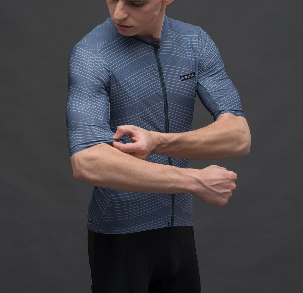 Cycling Shirt Fabric Short-Sleeve Quick-Drying Pro-Team New Lightweight Uv-Protection