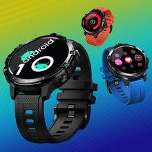 Смарт часы zeblaze thor 6 на базе android 10 4 Гб + 64 ГБ Восьмиядерный