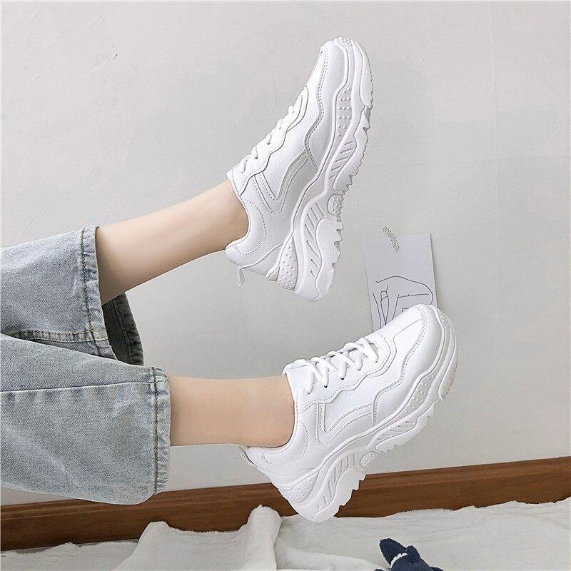 New Off White Sport Women Running Shoes Sneakers Scarpe Donna Zapatillas De Mujer Deportiva 2019 Buty Sportowe Damskie