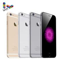 Разблокированный Apple iPhone 6 двухъядерный IOS мобильный телефон 4,7 'ips 1 Гб ram 16/64/128 Гб rom 4G LTE Подержанный мобильный телефон