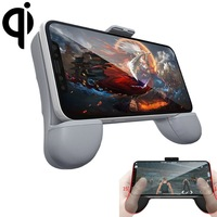 Gamepad RK GAME 7th 1500mAh Power Bank + Wireless Charger ABS Stand Gamepad Game Controller for 2.4 3.5 inch Android & iOS Phone