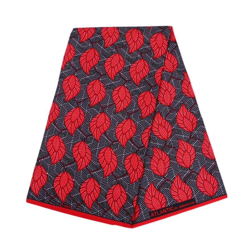 real tecido poliéster costura vestido material 6 jardas uma peças z001