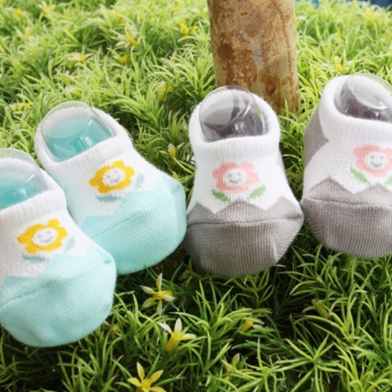 0 3 Year Baby Socks From Children Summer Flower Mesh stock Ultra thin Stars Boys HOSE Children Baby Low Help Socks Newborn in Socks from Mother Kids