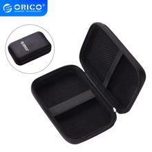 ORICO 2,5 дюймов HDD протектор переносной чехол для хранения внешнего жесткого диска защитный чехол двойной буферный слой PHD
