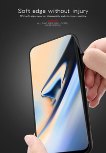 Image 5 - Кожаный чехол PINWUYO для Oneplus 7, чехол с оплеткой из ткани тпу, мягкий жесткий защитный чехол для телефона чехол для OnePlus 7 Pro, чехол