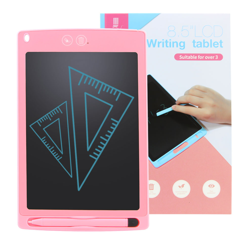 Black Supports One-Click Clear /& Local Erase Drawing Accessories 12-inch LCD Writing Tablet Digital Drawing Board Color : Blue