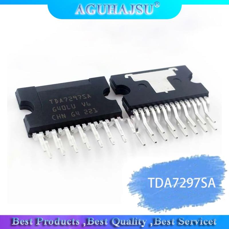 1PCS  TDA7297SA TDA7297 ZIP-15   Original