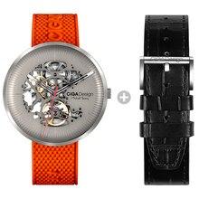 Ciga Dsign Men's Horloge Titanium Wijzerplaat Horloge Voor Mannen Luxe Casual Horloges Heren 2020 Automatische Mechanische Siliconen Band Klok