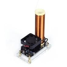 SSTC tesla coil 24v sstc set music plasma horn speaker electronic component