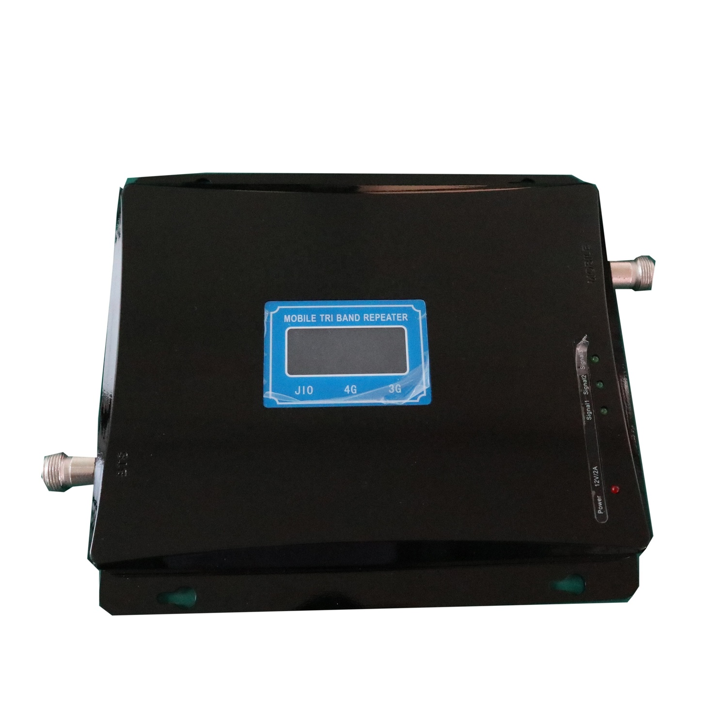 New Arrival 2g3g4g Tri- Band Signal Booster 850/1800/2100mhz Mobile Phone Jio, View 850/1800/2100mhz Tri Band Signal Booster,