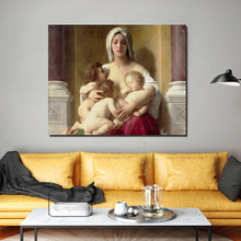 Aestheticism Sacred HD Canvas Painting Print Living Room Home Decoration Modern Wall Art Oil Posters Pictures Artwork