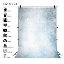 Laeacco – arrière plan de photographie de Portrait de bébé, couleur dégradé Vintage, arrière plan de photographie de nouveau né, Studio Photo solide
