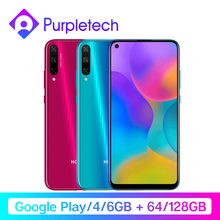 Original Honor Play 3 Google Play 64GB 128GB Kirin 710 F Octa Core Smartphone 48MP AI Triple Cameras