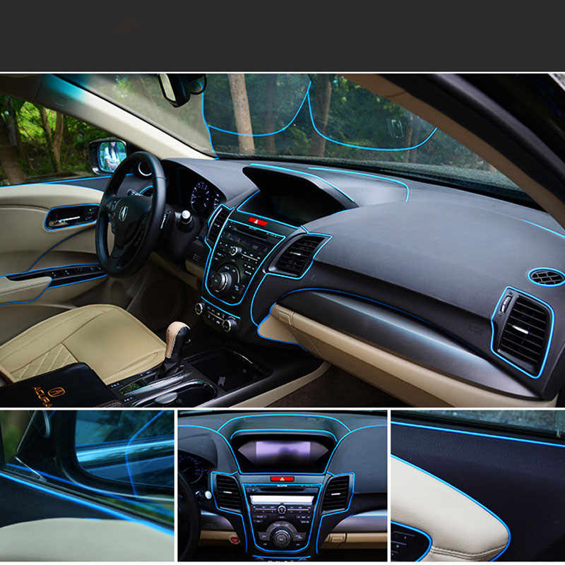 سيارة الداخلية لوحة تريم قطاع لأودي Q3 Q5 SQ5 Q7 A1 A3 S3 A4 S4 RS4 RS5 A5 A6 S6 C6 C7 S5 A7 S7 A8