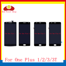 LCD Display+Touch Screen Assembly For Oneplus 1+A0001 A2001 A3000 A3010 LCD With Frame Mobile Phone LCDs For One plus 2 3 3T LCD for oppo oneplus 3 a3000 rai lcd display with touch screen digitizer assembly by free dhl 100% warranty 10pc lot