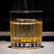300-400 мл старомодный стакан стаканчик не-вертикальный Veined водка свинцовое стекло виски Winebowl бокал для коктейлей дегустация стаканчик плоское базовое стекло