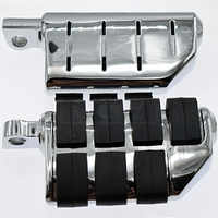 """Per Kawasaki VULCAN VN400 VN800 VN900 VN1500 VN2000 Moto 1 """"A due vie apparecchio big foot"""