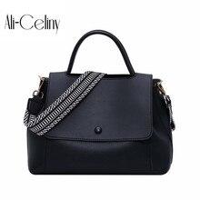 Женская сумка, новинка, модная трендовая Сумка-тоут, Большая вместительная сумка через плечо, широкополосная сумка