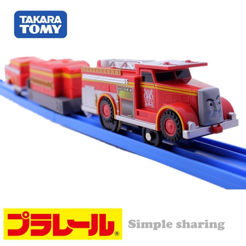 Thomas /& Friends Ts-19 Flynn of Fire Engine Tomica Plarail  4904810485247