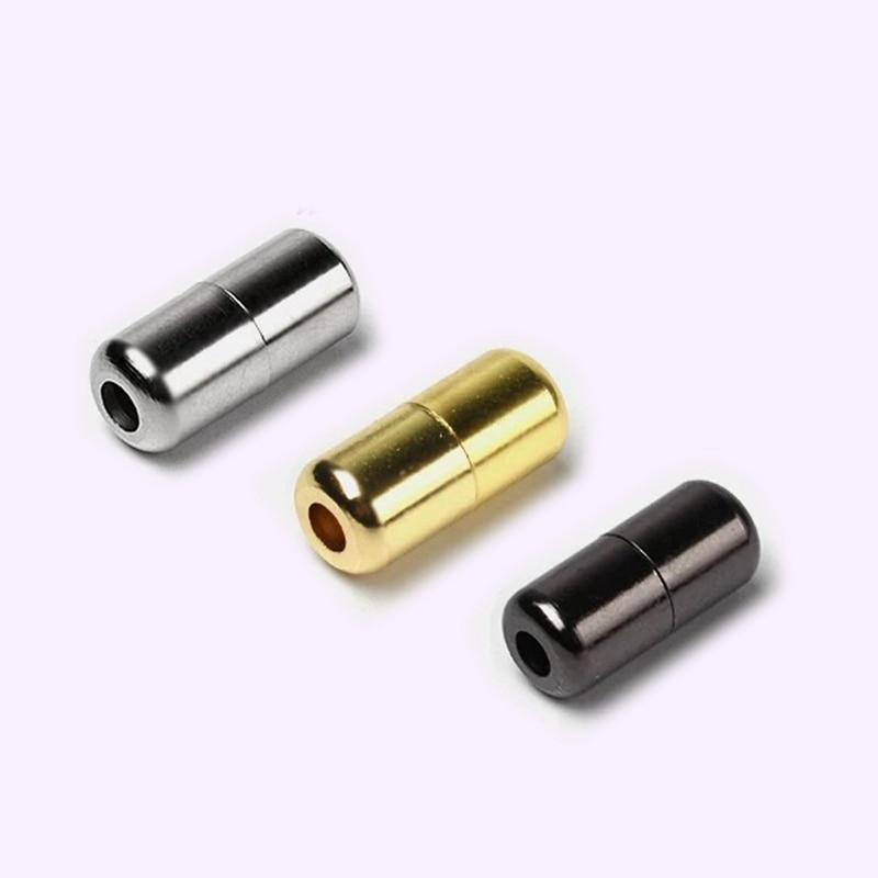 2pcs /1 Set Metal Shoelaces Lock Accessories No Tie Shoelaces Metal Lace Lock DIY Sneaker Kits Silver Gold Metal Lace Buckle