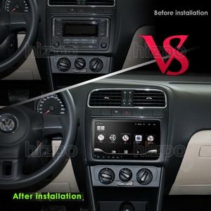 Image 2 - Samochodowy odtwarzacz DVD dla Seat Altea Leon Toledo volkswagen Passat Skoda seria GPS stereo audio nawigacja, Android 10 2 DIN Redio