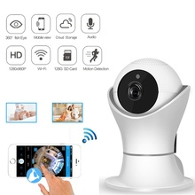 2MP 1080P Home Security CCTV Camera WIFI Wireless Surveillance IP Camera IR-Cut Night Vision Motion Detection Indoor Camera daytech 1080p wireless ip camera 2mp wifi home security surveillance camera wi fi network cctv indoor ir night vision pan tilt