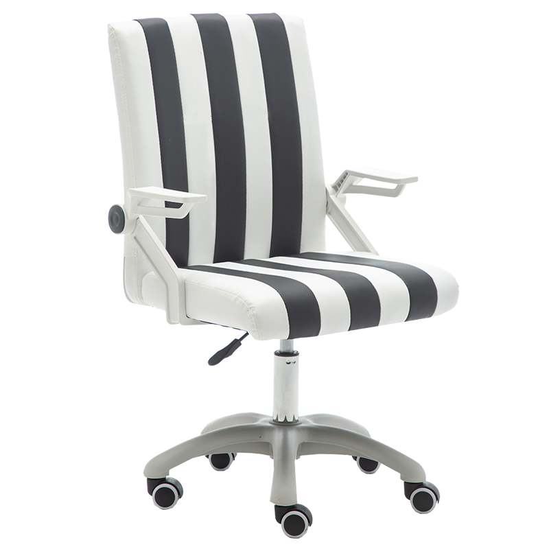 Computer Chair - Comfortable Office Chair - Modern Minimalist Conference Chair - Bow - Lift Dormitory - Back Chair
