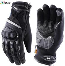 цена на XUEYU Motorcycle Gloves Motorbike Street Bike Full Finger Luvas Motocross Off-Road Dirt Bike ATV MTB  Touch Screen  Gloves