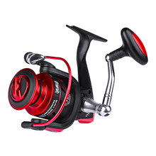 Neue Metall Spin Angeln Reel Fisch Rad Tackle Durable Kugellager Accessoies Teile Drop Verschiffen(China)