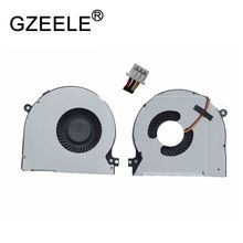 GZEELE new Laptop cpu cooling fan for Dell XPS 15 L501X L701X L702X XPS15 L502X 15D218 XPS 15D Notebook Cooler Radiator Computer
