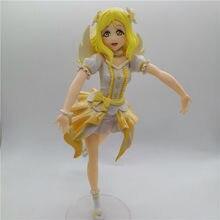 2021 japonês original anime figura lovelive! sol ohara mari figura de ação collectible modelo brinquedos para meninos