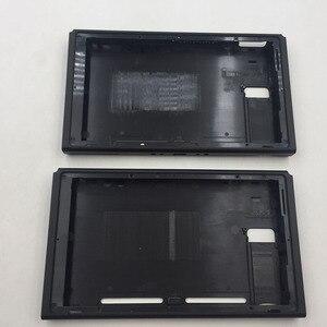 Image 5 - החלפת קשה למעלה & תחתון דיור פגז מקרה קדמי חזרה לוחית חלק עבור Nintendo מתג NS NX קונסולת מורחב 2019 & 2018