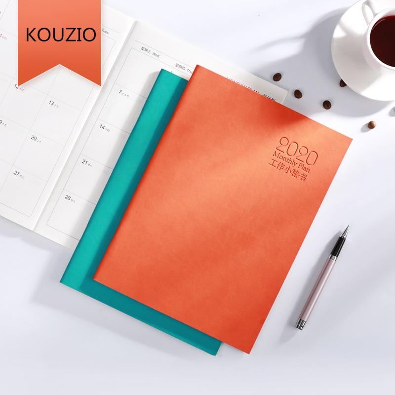 Notebook School Caderno Cuadernos Y Libretas Zeszyty Szkolne Quaderni Diary A5 Agenda 2019 2020 Weekly Planner Journal