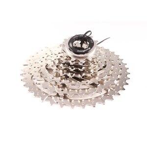 Image 4 - Sunracing CSM680 8 سرعة 11 40T دراجة دراجة جبلية كاسيت 8 سرعات 11 40T شحن مجاني